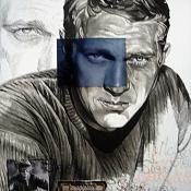 Steve McQueen - Blue Eyes 2