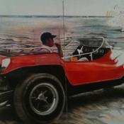 Steve McQueen - Buggy