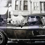 Steve McQueen - Mustang 2