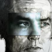 Alain Delon - Borsalino Détail